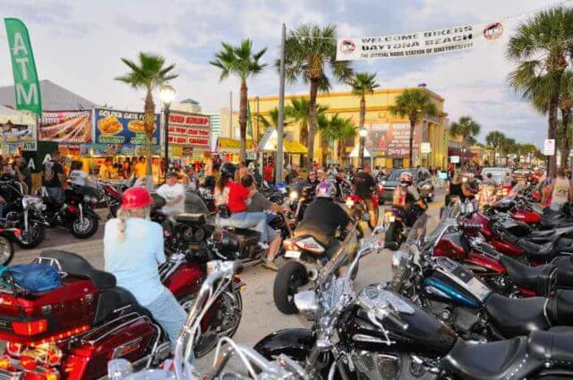best bike festival Daytona