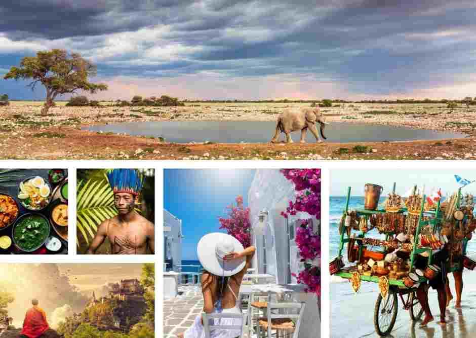 Best cultural and adventure tourism places
